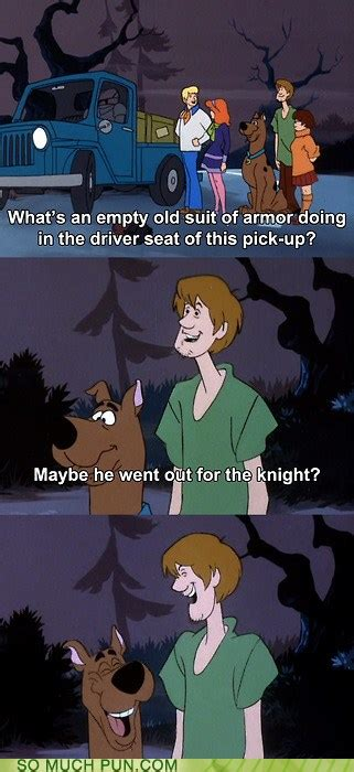 puns scooby doo funny puns pun pictures cheezburger