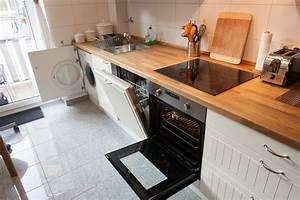 Waschmaschine In Der Küche : sp lbecken neben herd m bel design idee f r sie ~ Markanthonyermac.com Haus und Dekorationen