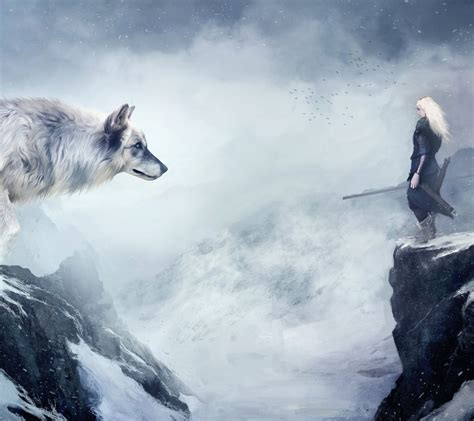 All wallpapers is on hd quality for your iphone backgrounds. Galaxy Wolf Wallpaper (69+ images)