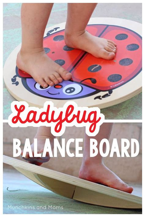 balance board kinder fossil dig and balance board springtime learning and