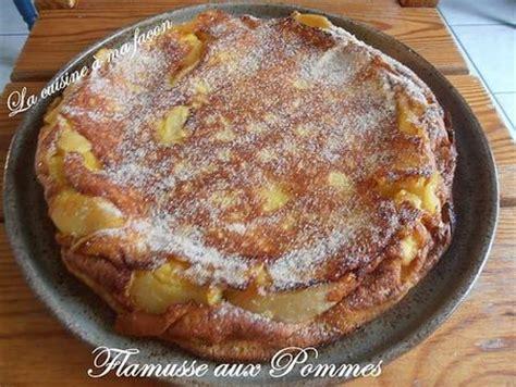 recette de cuisine originale recette flamusse aux pommes originale 750g