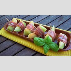 Tapas  Melone Mit Parmaschinken Kathakocht