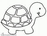 Kleurplaten Kleurplaat Dieren Schildpad Kinderkleurplaten Afkomstig Tekeningen sketch template