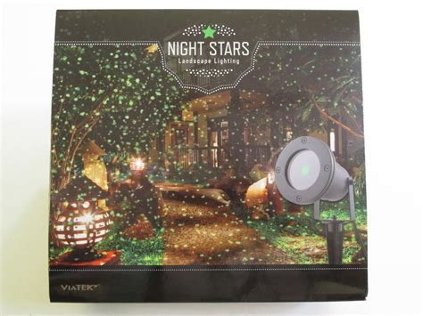 Viatek Night Stars Landscape Lighting review ? The Gadgeteer