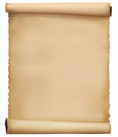 Paper Papyrus Clipart Scrolls Yopriceville Scroll Transparent
