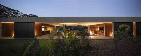 A Fabulous Fortress In Brazil by Marcio Kogan S Casa Concrete House Exterior In The