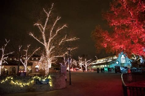 christmas lights in ohio the best christmas light displays in the state of ohio for