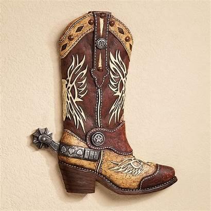 Cowboy Boots Boot Western Wall Decor Wallpapersafari