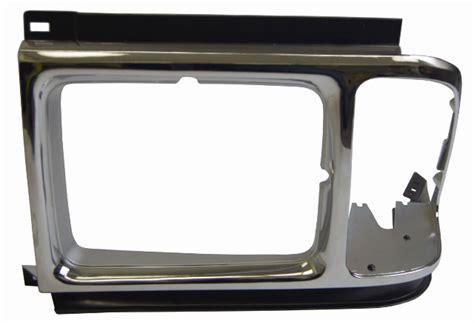 ford aerostar left lh headlight trim bezel
