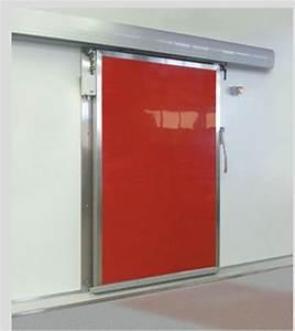 Code fiche produit 12826812 for Prix porte coulissante chambre froide