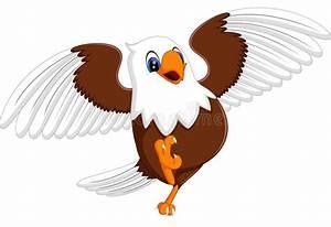 Cute eagle stock vector. Illustration of hawk, beak ...