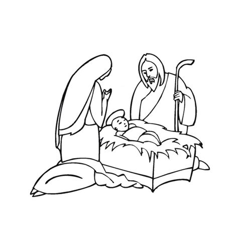 coloriage jesus les beaux dessins de personnages