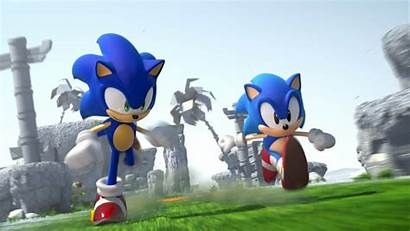 Sonic Remastered Paradox Prototype Blurs Android Anniversary