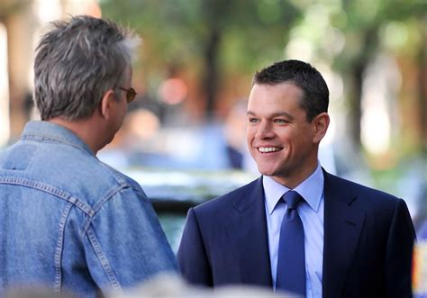 More Pics Of Matt Damon Taper (1 Of 17) Hairstyles For Curly Hair Weave 3 Indian Bridal Square Faces With Thick Braided Fan Bun Updo Hairstyle Medium Long Tutorial Bebexo Side Swept Bangs Naturally Messy Buns Straight How To Grow Emo Guys African American Babies