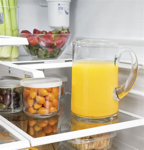 gwejglbb ge   cu ft counter depth french door refrigerator black