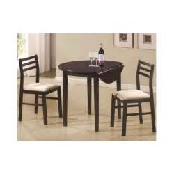 small dining room table sets dining room set small table 2 chair kitchen furniture solid wood drop leaf ebay