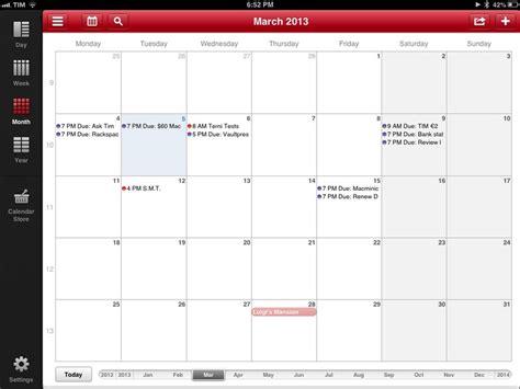 Week Calendar HD Review - MacStories