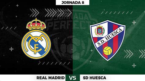 Real Madrid - Huesca Onces Posibles Jornada 8 | Biwenger y ...