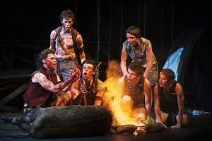 Lord Of The Flies At Barrington Stage To Oct  21