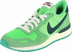 Nike Air Vortex shoes neon green blue