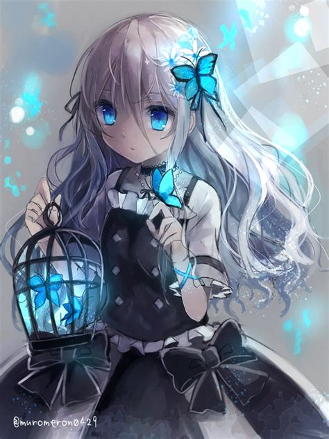 Best Anime Girl With White Hair Ideas And Images On Bing Find