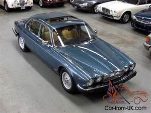 1985 Jaguar Sovereign Series 3 XJ6 42