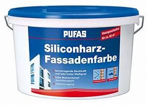 Test Wandfarbe Weiß : silikatfarbe witterungsbest ndige fassadenfarbe ~ Lizthompson.info Haus und Dekorationen