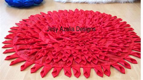 how to make a doormat from waste cloth floor mat by using dress creative ways to reuse