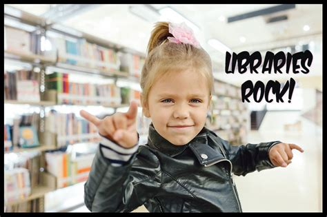 library summer reading program songs libraries rock 2018