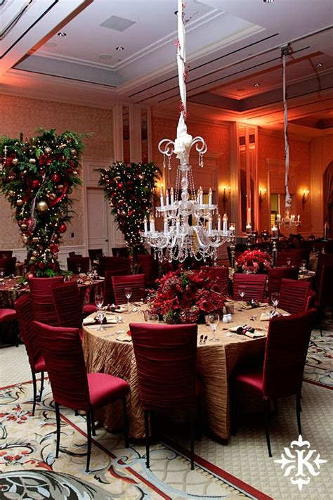 chandeliers  upside  christmas trees special