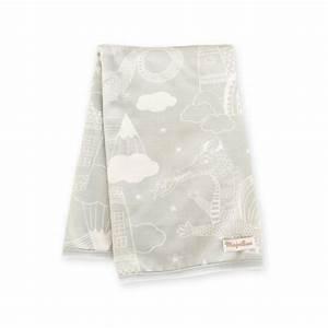 Plaid Bébé Garçon : couverture plaid b b en coton bio pour chambre de gar on ou de fille ~ Teatrodelosmanantiales.com Idées de Décoration