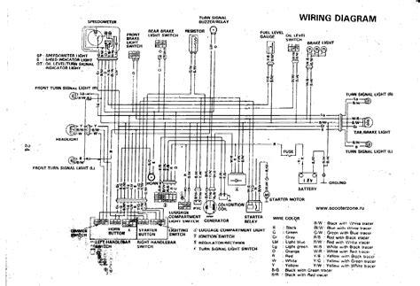 Yfm80 Wiring Diagram by Suzuki Gn 250 Manual Pdf Auto Electrical Wiring Diagram