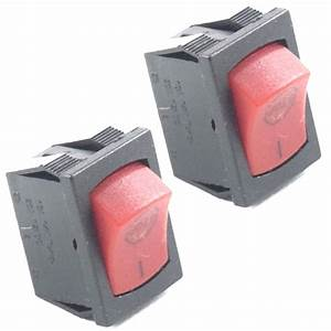 Husqvarna 2 Pack Of Genuine Oem Replacement Switches