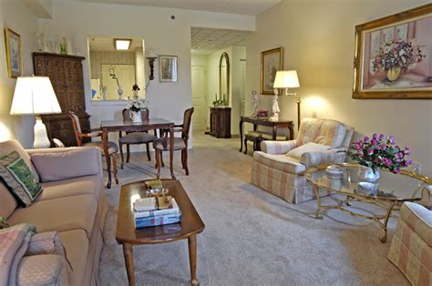 guide  senior  assisted living apartment layouts