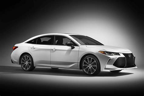 toyota avalon pictures specs carsmakers
