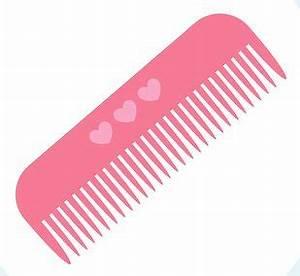 Comb Free Clipart
