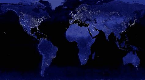 the world of lights a precious resource the night sky the average visitor
