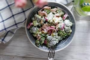 Kann Man Rhabarber Roh Essen : die besten 25 brokkolisalat roh ideen auf pinterest rezept kohlsprossen vorspeise gesunde ~ Eleganceandgraceweddings.com Haus und Dekorationen