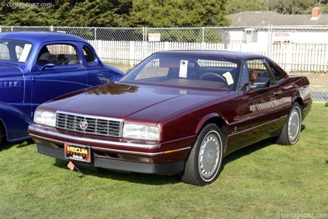 1989 Cadillac Allante Image. Chassis number ...