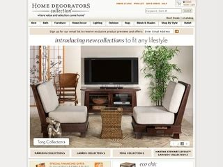 Home Decorators Collection Coupons  April 2017 Discount