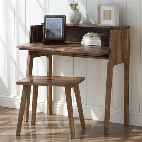petit ordinateur de bureau bureau bois design 50 belles propositions