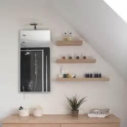 bathroom shelf ideas bathroom open floating shelves decorating ideas dwell beautiful