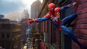SPIDER-MAN For PS4 Kicks Off 'New Era' Of Marvel Games ...