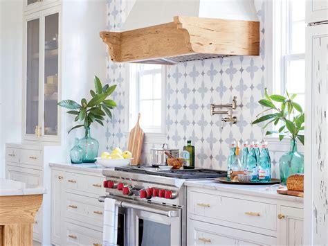 amazing beach house kitchens coastal living