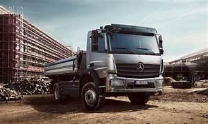 Mercedes Poids Lourds : une nouvelle version atego euro 6 chez mercedes nouveaut s poids lourds eci ~ Medecine-chirurgie-esthetiques.com Avis de Voitures