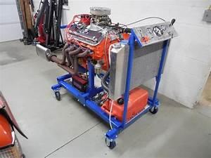Engine Start    Test Stand Plans - Ford  Gm  Mopar