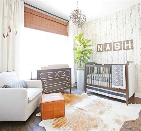 ba nursery decor furniture ideas parents inside decorating