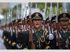 China restructures military as Xi eyes 'strong army' at