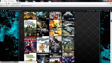 Usted puede descargar este juego en tu pc. Descargar Juegos Gratis Para Laptop - 4k Cable Providers