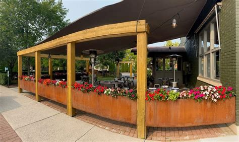 Top rated restaurants in east rochester. Where to dine outside with heaters around Rochester NY